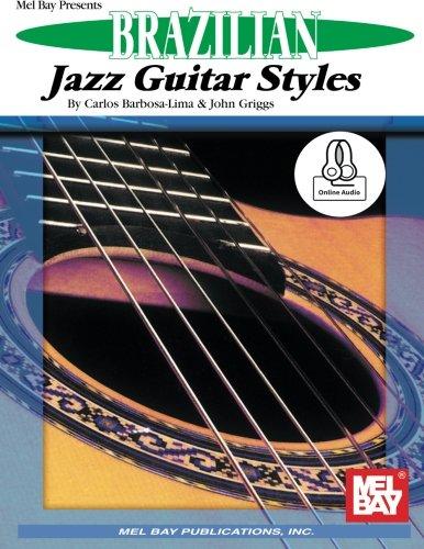 9780786627196: Mel Bay Brazilian Jazz Guitar Styles