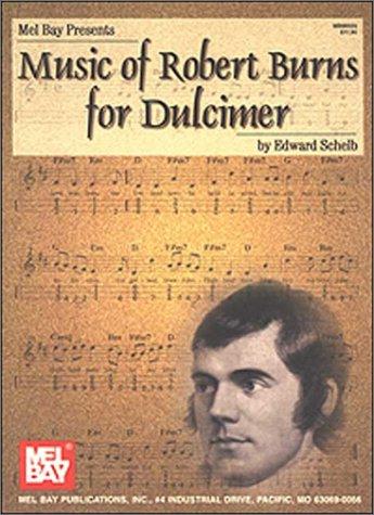 9780786627493: Music of Robert Burns for Dulcimer