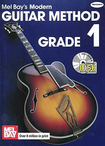 9780786627844: Mel Bay's Modern Guitar Method Grade 1