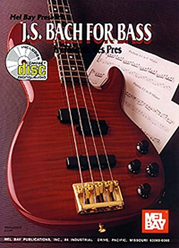 9780786628438: J S BACH FOR BASS