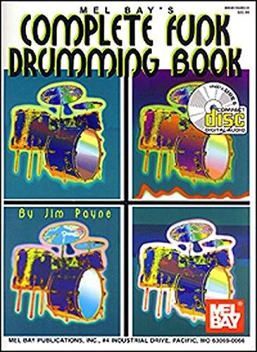 9780786628445: Complete Funk Drumming Book