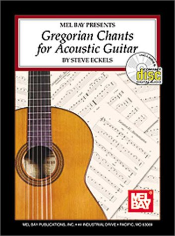9780786628513: Gregorian Chants for Acoustic Guitar Book/CD Set