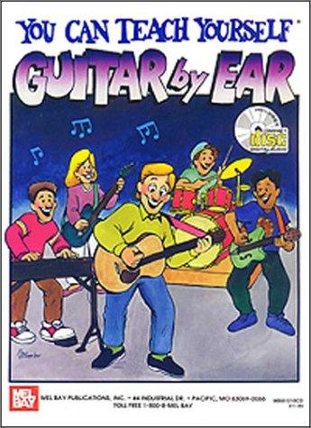 9780786628667: You Can Teach Yourself Guitar by Ear