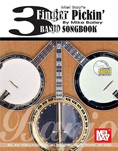 9780786628872: Mel Bay 3 Finger Pickin' Banjo Songbook