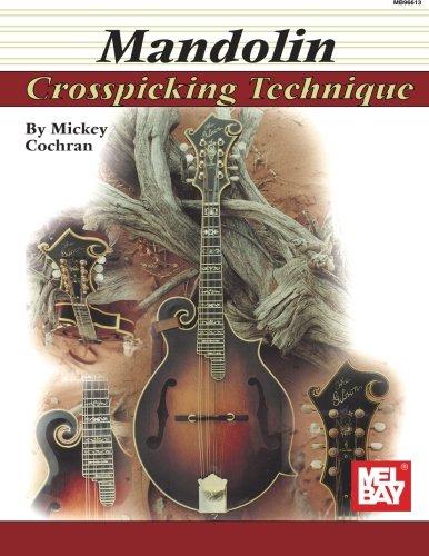 9780786628919: Mandolin Crosspicking Technique
