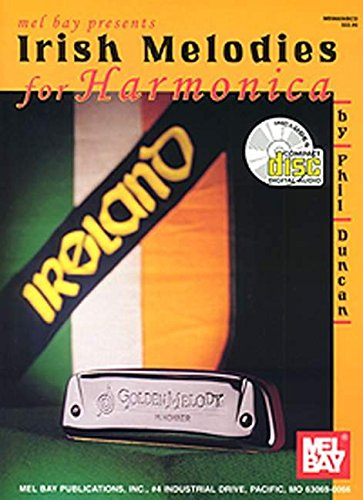 Mel Bay Irish Melodies for Harmonica: Phil Duncan