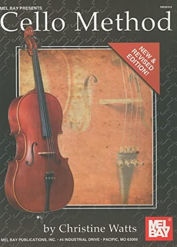 9780786629213: Mel Bay Cello Method