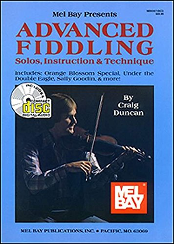 9780786629534: Advanced Fiddling: Solos, Instruction & Technique