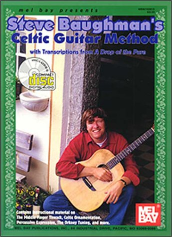 9780786629558: Steve Baughman's Celtic Guitar Method