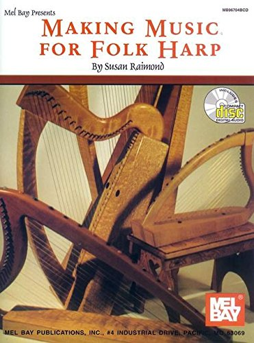 9780786629671: Making Music for Folk Harp (Basic Series)