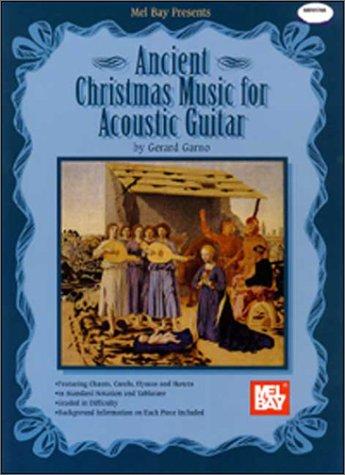 9780786630684: Ancient Christmas Music for Acoustic Guitar