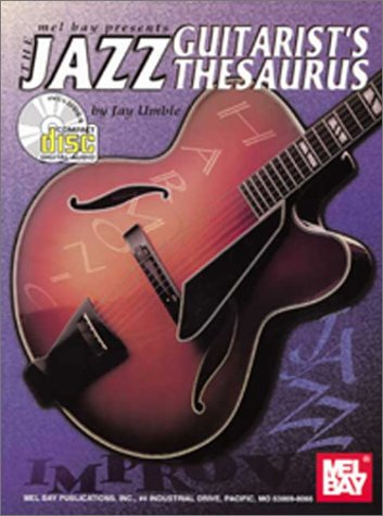 Mel Bay Jazz Guitarist's Thesaurus: Jay Umble
