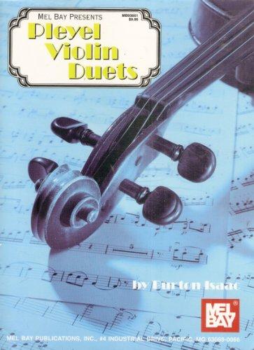 Pleyel Violin Duets: Mel Bay