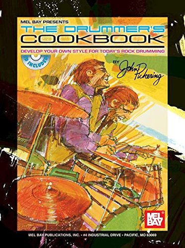 9780786631957: Mel Bay Drummer's Cookbook