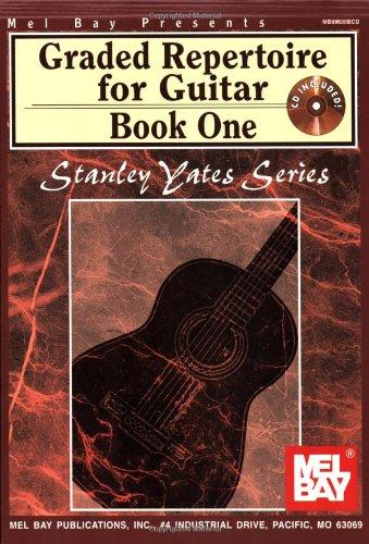 9780786632015: Graded Repertoire for Guitar