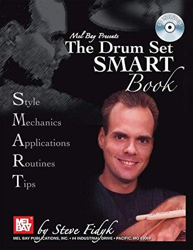 9780786632053: The Drum Set Smart Book