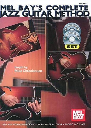 9780786632633: Mel Bay's Complete Jazz Guitar Method