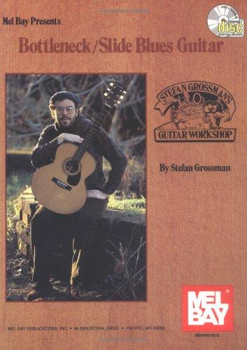 9780786633142: Mel Bay Bottleneck-Slide Blues Guitar
