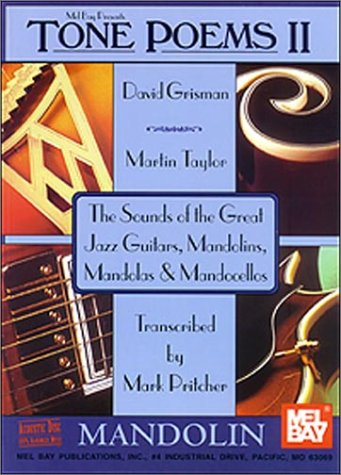 9780786633227: Tone Poems II for Mandolin