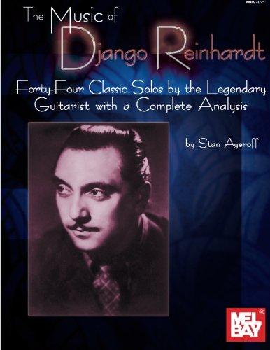 9780786633883: Mel Bay's Music of Django Reinhardt