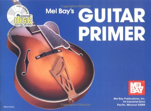 Mel Bay Guitar Primer (078663409X) by Mel Bay