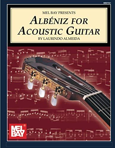 Albeniz for Acoustic Guitar: Laurindo Almeida