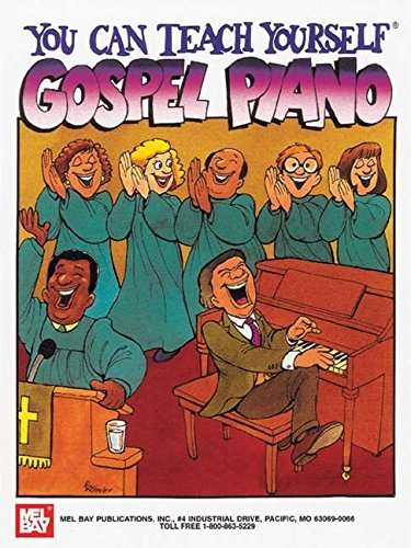 9780786634200: You Can Teach Yourself Gospel Piano (Mbgu)