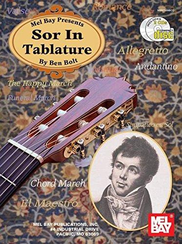 9780786634248: Sor In Tablature (Acoustic Guitar Series)