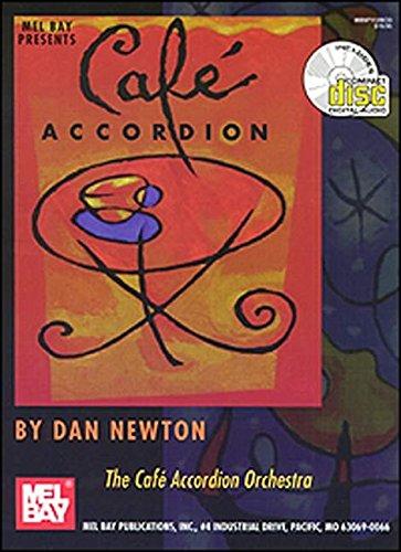 9780786634316: Mel Bay Cafe Accordion