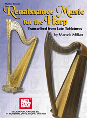 9780786634323: Renaissance Music for the Harp