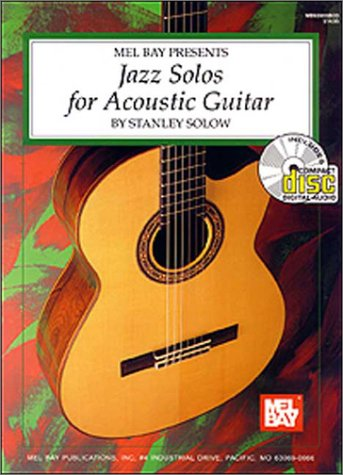 9780786634453: Jazz Solos for Acoustic Guitar