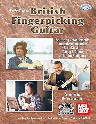 9780786634569: British Fingerpicking Guitar