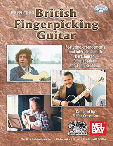 British Fingerpicking Guitar (0786634561) by Stefan Grossman