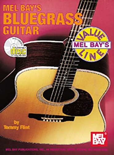 9780786635115: Bluegrass Guitar (Mel Bay's Value Line)
