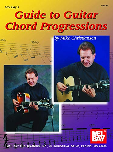 9780786635283: Mel Bay Guide to Guitar Chord Progressions