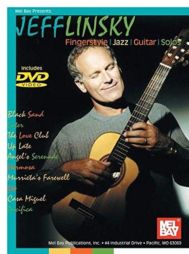 9780786635610: Mel Bay Jeff Linsky Fingerstyle Jazz Guitar Solos