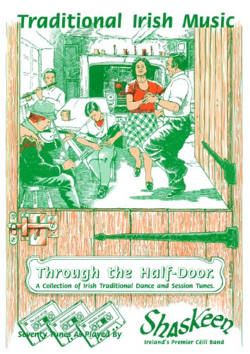 9780786635771: Through the Half-Door A Collection of Irish Traditional Dance and Session Tunes (Traditional Irish Music)