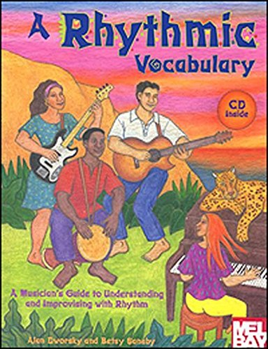 9780786636136: Rhythmic Vocabulary All Instr Bkcd
