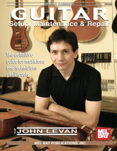 9780786639045: Guitar Setup, Maintenance & Repair