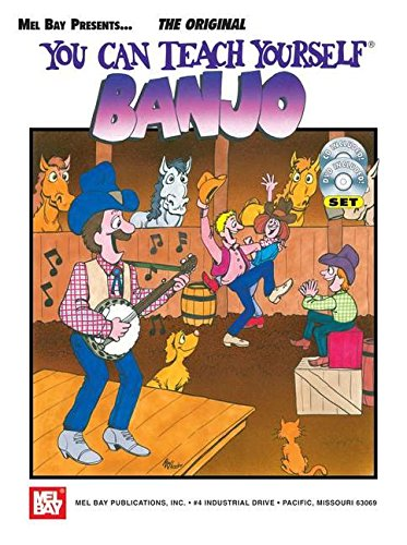 9780786639243: You Can Teach Yourself Banjo