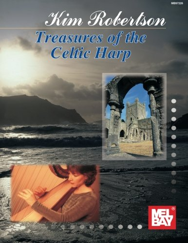 9780786640379: Kim Robertson - Treasures of the Celtic Harp
