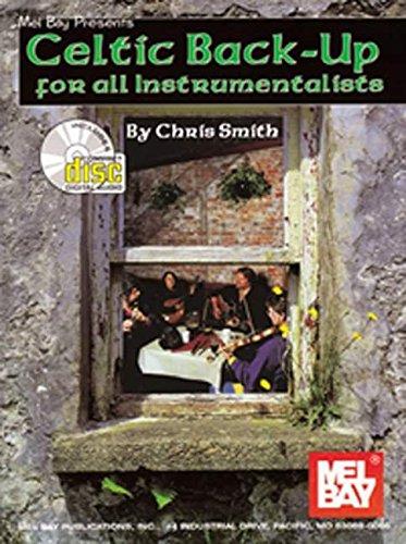 9780786640652: Celtic Back-Up For All Instrumentalists