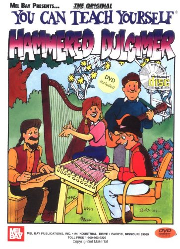 Mel Bay You Can Teach Yourself Hammered Dulcimer (You Can Teach Yourself) (You Can Teach Yourself):...