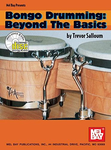 9780786643844: Bongo Drumming: Beyond the Basics