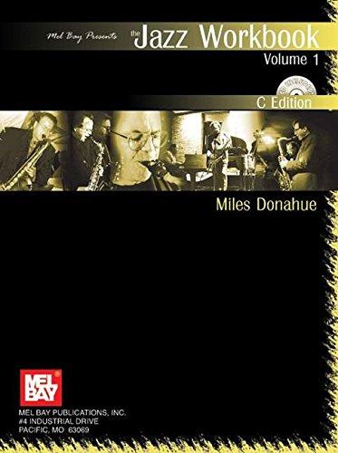 9780786643912: Jazz Workbook, Volume 1 C Edition
