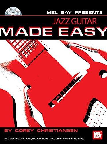 9780786644193: Jazz Guitar Made Easy (Made Easy (Mel Bay))