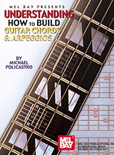 9780786644438: Understanding How to Build Guitar Chords & Arpeggios