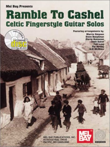 9780786644940: Ramble to Cashel-Celtic Fingerstyle Guitar Solos
