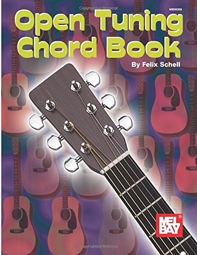 9780786646920: Mel Bay The Open Tunings Chord Book