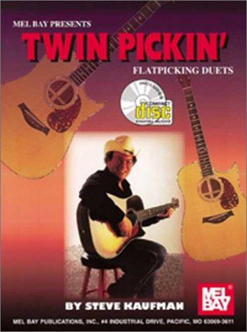 9780786647477: Twin Pickin Flatpicking Duets